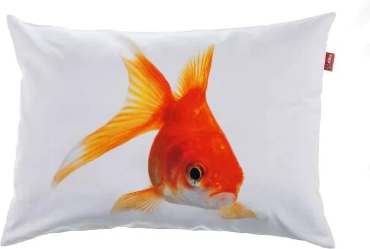 Kussenhoes Red Fish 60x40cm