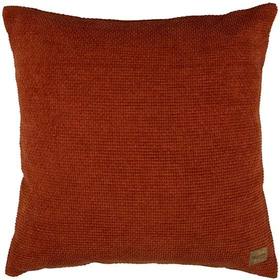Kussen Craddle chenille roest 45x45cm