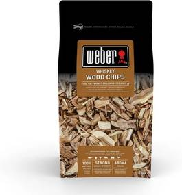 Houtsnippers 0,7 kg, Whiskey Oak - BBQ Accessoires >