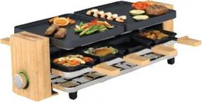 162910 Raclette Pure 8 - Fun Cooking