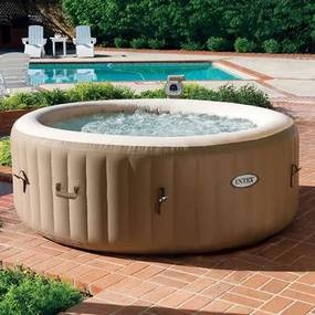 PureSpa Bubble Therapy Jacuzzi