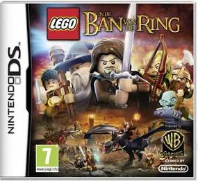 NDS LEGO The Lord of the Rings