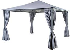 Partytent Chios (350ø cm) (Antraciet, Frame: Metaal. Doek: Polyester