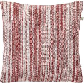 Kussenhoes Tainer 45x45 cm rood
