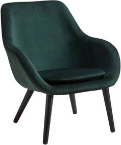 Fauteuil Luco Donkergroen