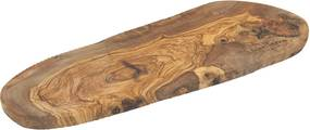 Bowls and Dishes Pure Olive Wood serveerplank 45-50 cm olijfhout