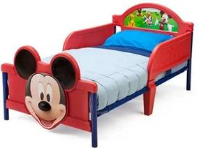 Disney Mickey Mouse 3D Kinderbed