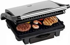 ASW113S Panini Grill (Zilver) 8712184036073