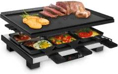 RG 3140 Raclette Grill - Fun Cooking