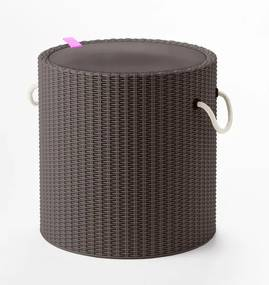 Keter Cool Stool - Taupe