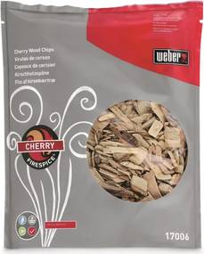 Fire Spice houtsnippers 1.3 kg, Cherry - BBQ Accessoires >