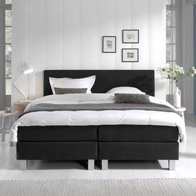 Boxspring Comfort 2.0 Leather Look 140x200 cm