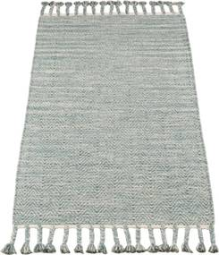 Fringes Kleed 70 x 140 cm Seagreen