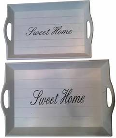 HOME AFFAIRE dienblad »Sweet Home«