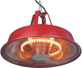 Eurom partytent heater 1500 Sail - rood