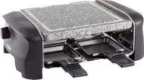162810 Raclette 4 Stone Grill Party - Fun Cooking