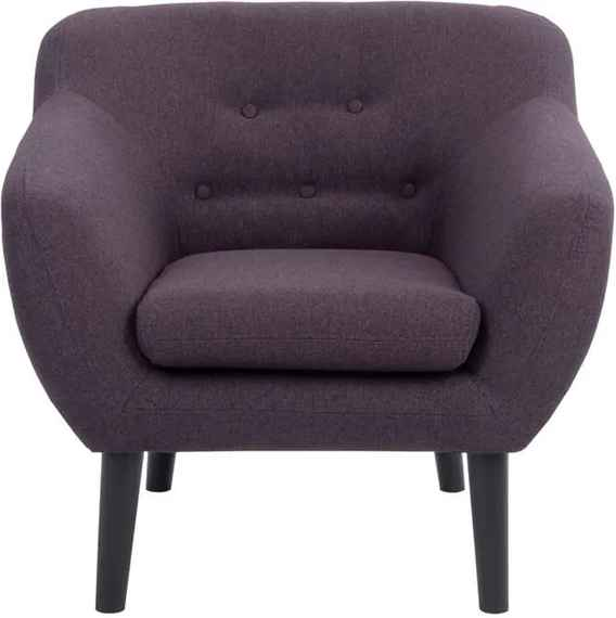 Paarse Draai Fauteuil.Paarse Fauteuils Biano
